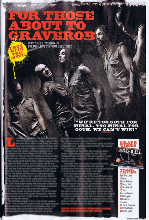 Inside Metal Hammer